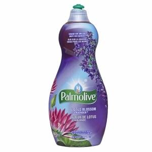 Palmolive Liquid Dish Soap Lotus Blossom Amp Lavender